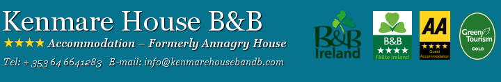Kenmare House B&B
